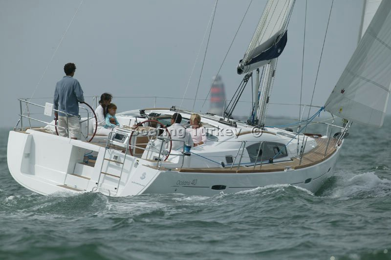 Sailing Club - Seaforth Boat Rentals and Yacht Charters, San Diego