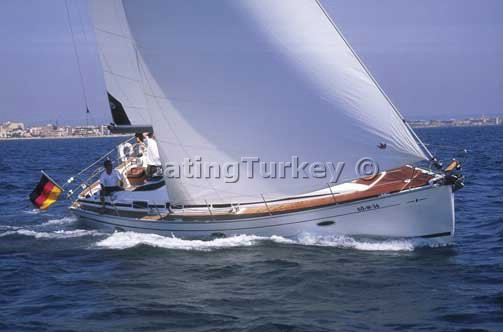 BT-B302 Hire A Bareboat | Bavaria 42 Cruiser