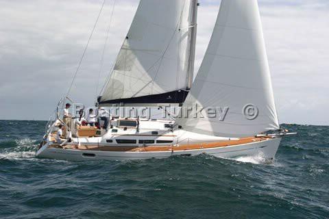Sun Odyssey 42i Bareboat Holiday Turkey