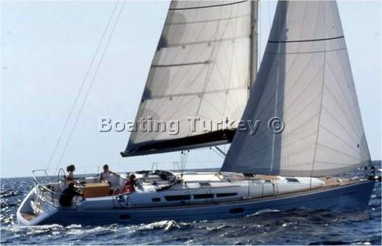 Sun Odyssey 44i Bareboat Charters Turkey