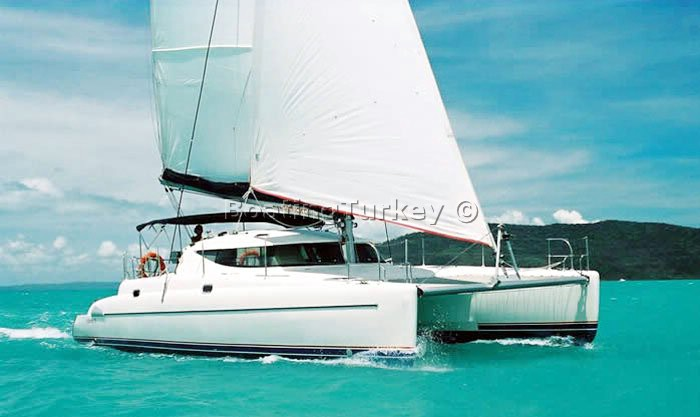 Producer, : Fountaine Pajot. Built year, : 2000. Length, : 11.60 m