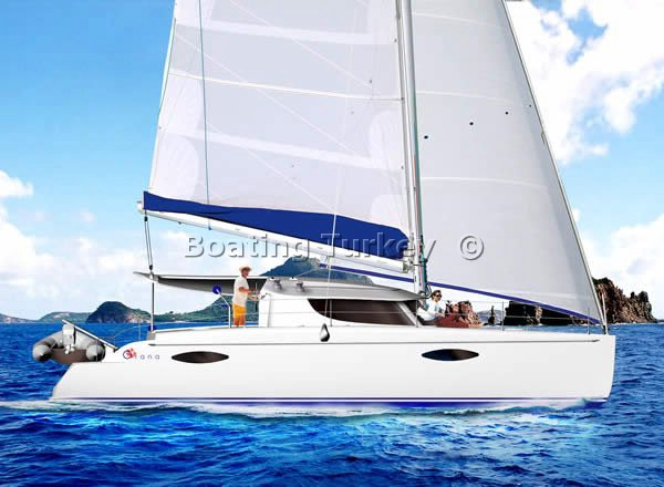 Orana 44 Maestro Catamarans Turkey