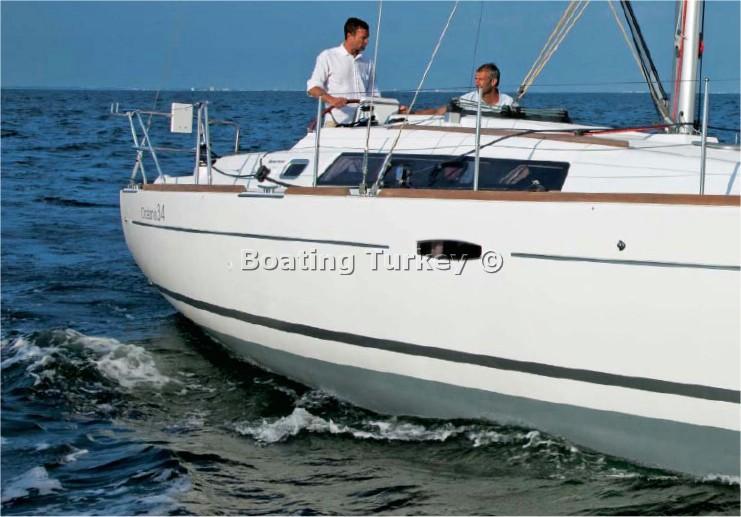 BT-L308 Beneteau Oceanis 34 image 6