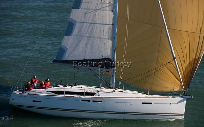 Marmaris Bareboat Yacht Charter