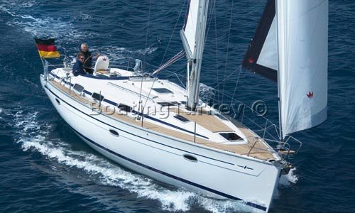 BT-P311 Bavaria 39 Cruiser For Rent Turkey Bodrum Marmaris Fethiye Gocek