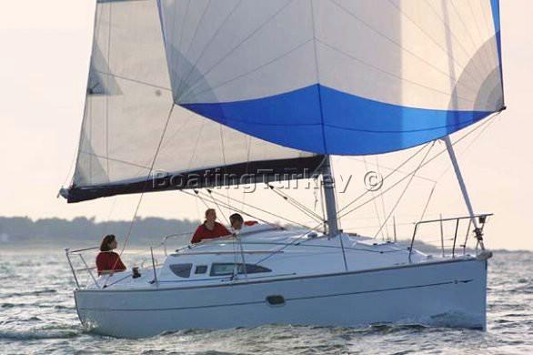 Sun Odyssey 32 Boat Charter Bodrum