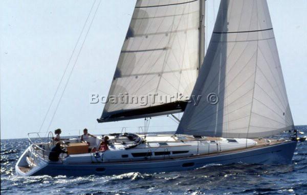 Sun Odyssey 45 Yacht Charters Bodrum